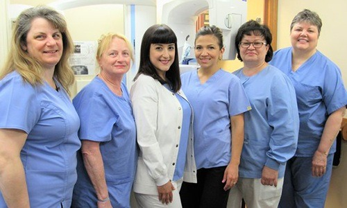 The University Dental Group team